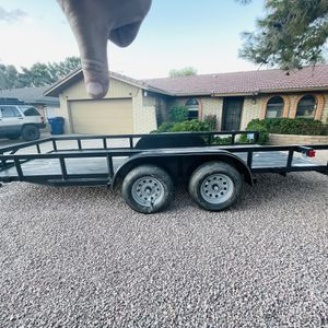 Brand New 2021 Centex 16' Trailer For Sale for Sale in Mesa, AZ