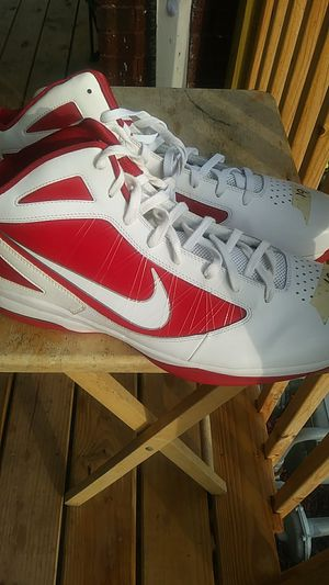 Nike gym shoe size 19 for Sale in Detroit, MI