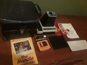 Retro Kodak Handle Camera w/Carrying case and accessories for Sale in Decatur, GA