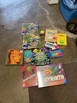 New board games never opened for Sale in Schaumburg, IL