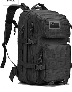 REEBOW GEAR Military Tactical Backpack Large Army 3 Day Assault Pack Molle Bag Backpacks… for Sale in Ontario, CA