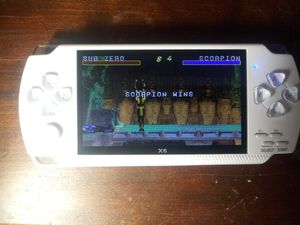 5.1 / 4.3 inch Handheld Portable Game Console, Play Joystick 8GB pre-Installed 10,000 Free Games, Game Console for Sale in Miami, FL