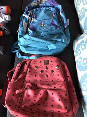 Jansport backpacks (2 for $50) for Sale in Mission Viejo, CA