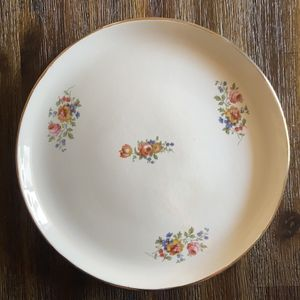 Vintage Floral Plate for Sale in Carlton, OR