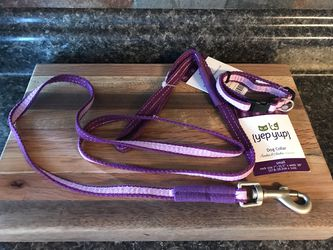 New Small Breed Dog Leash Collar Set for Sale in Louisville,  TN