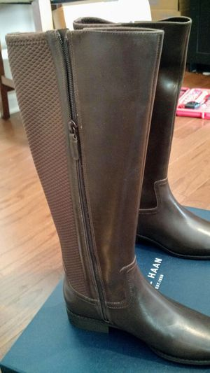 Women's Cole Haan Riding style boots size 8 for Sale in Lilburn, GA