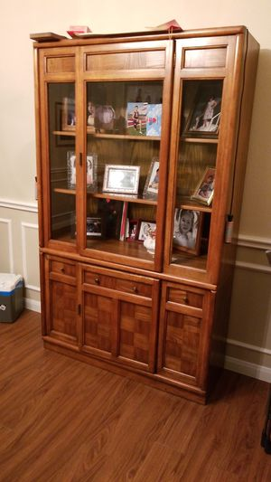 China Hutch for Sale in Crosby, TX