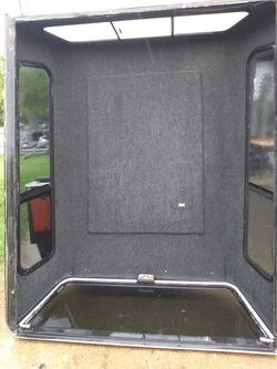Astro Camper for Long Bed also can be used on short bed some people don't mind the half sz campers on their trucks. for Sale in San Antonio,  TX