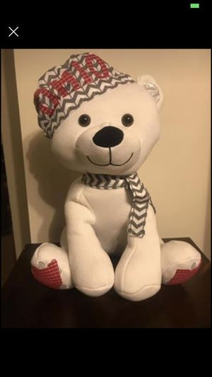 Ohio state teddy bear for Sale in Lancaster, OH