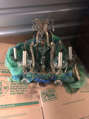 Crystal Chandelier for Sale in Virginia Beach, VA