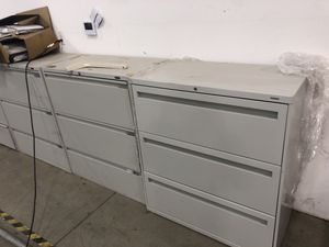 Lateral Filing Cabinets Stackable for Sale in Modesto, CA