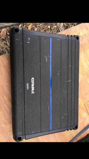 Amp ORION COBALT 5001... 500 watts mono block amp for Sale in Hawthorne, CA