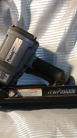 Paslode power nail gun for Sale in Columbus, OH