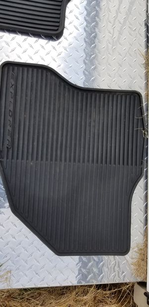 2016-2017 Ford Explorer All-Weather Floor Mats for Sale in Myerstown, PA