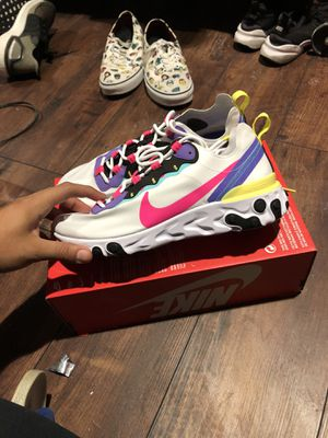 Nike react element 55 for Sale in Kyle, TX