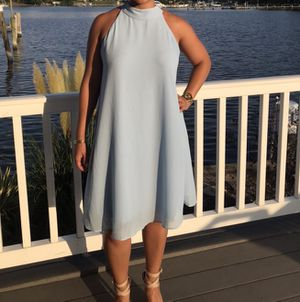 Light Blue Dress Small for Sale in North Bethesda, MD