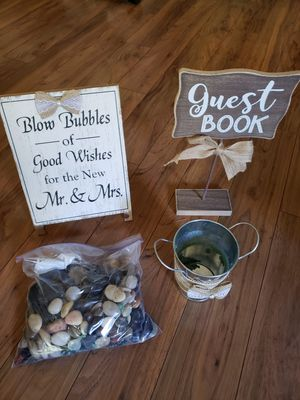 Wedding stuff for Sale in Poway, CA