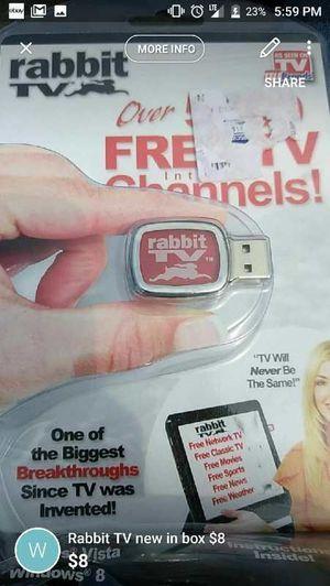 Rabbit TV like new for Sale in Kingsport, TN