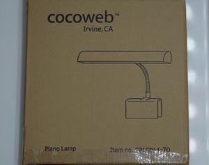 """Cocoweb 14"""" Piano Lamp for Sale in Fresno, CA"""