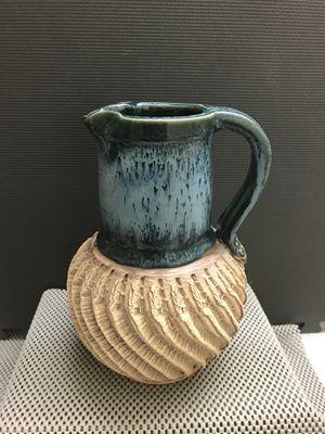 Mount Oak Pottery Handmade Pitcher for Sale in Kennesaw, GA