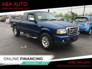 2010 Ford Ranger for Sale in Fairhaven, MA