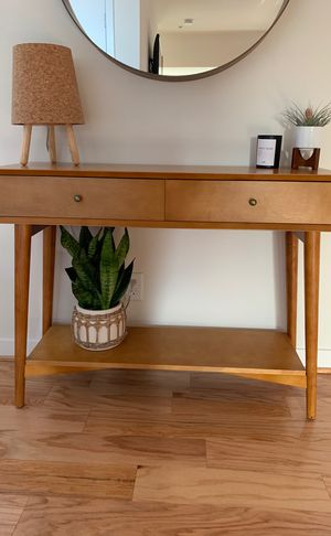 Brand New Crosley Mid Century Console Table for Sale in Baltimore, MD