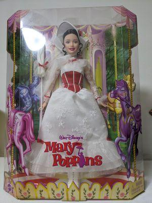 Walt Disney's 2005 NIB Mary Poppins Barbie for Sale in Glen Ellyn, IL