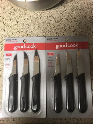 6 brand new sharp knives for Sale in Bellevue, WA