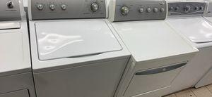 Whirlpool washer dryer set for Sale in Dearborn, MI