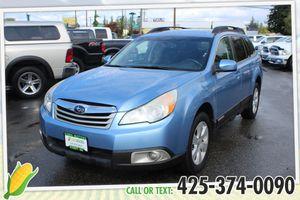 2011 Subaru Outback for Sale in Everett, WA