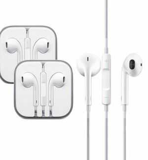 2 Pack Earphone Earbuds For Apple iPhone and android Wired 3.5mm for Sale in Burlington, VT