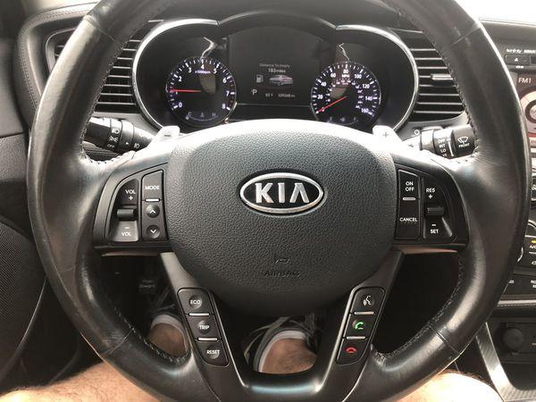 2012 Kia Optima