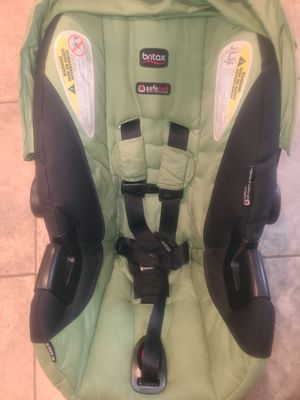 BRITAX SAFECELL INFANT CARSEAT for Sale in East Aurora, NY