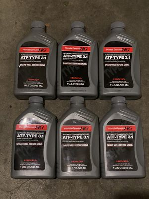 Honda ATF Type 3.1 for Sale in Torrance, CA