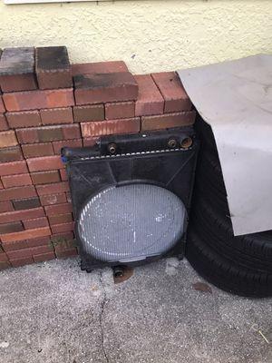 Bmw E30 Used radiator for Sale in Boynton Beach, FL