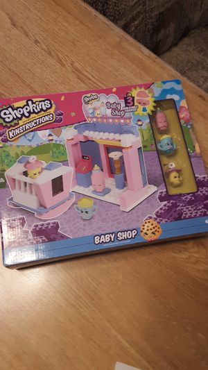 New Shopkins Baby Shop building set, like Legos for Sale in Mill Creek, WA