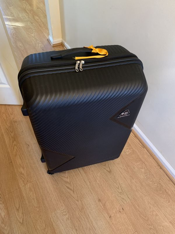Full size checked bag for travel
