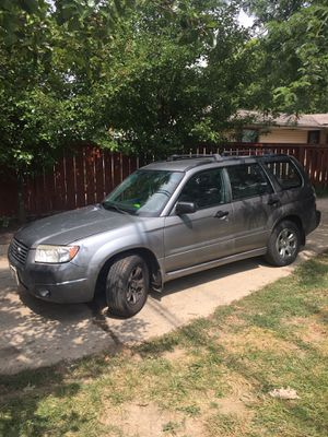 2007 Subaru Forester for Sale in Shawnee Hills, OH