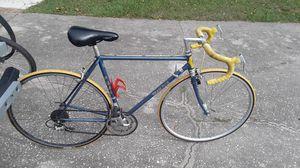 Team Fuji 14 speed Road bike, 52cm frame, Ultegra crankset. for Sale in Wesley Chapel, FL