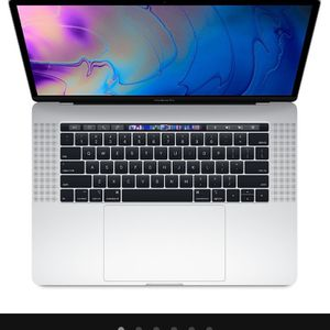 2018 Macbook Pro 15, i7 Cpu, With Radeon 555x for Sale in Tigard, OR