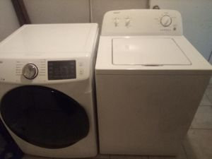 Washer dryer both work great priced to sale!!!! for Sale in Randolph Air Force Base, TX