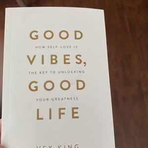 Good Vibes Book for Sale in Los Angeles, CA