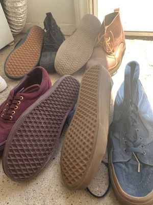 Vans men's shoes and boots for Sale in Imperial, CA