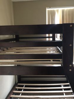 Twin Over Full Bunk Bed for Sale in Henderson,  NV