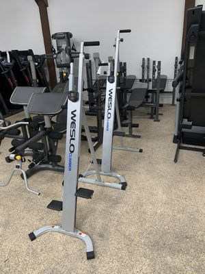 Exercise Climbers Machines!! (Folds up, easy storage) for Sale in Los Angeles, CA