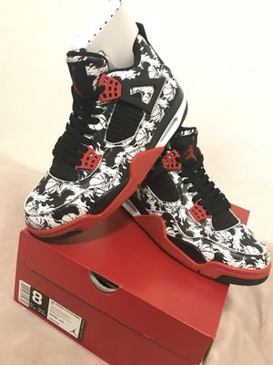 Air Jordan 4s tattoo for Sale in Cleveland, OH