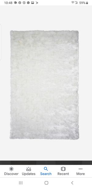 Zgallerie Indochine Rug-White Brand New for Sale in Chino Hills, CA