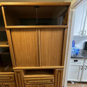 Tv Cabinet Shelf for Sale in Aurora, CO