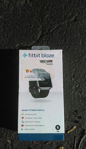 Fitbit Blaze for Sale in Jacksonville, FL