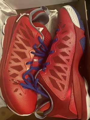 I am sale cp3 shoe no trade pick up only for Sale in El Monte, CA